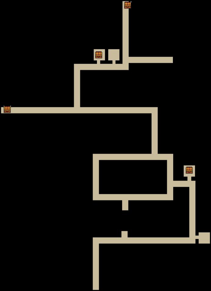 デルカダール地下水路