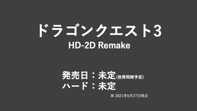 HD-2D版ニュース
