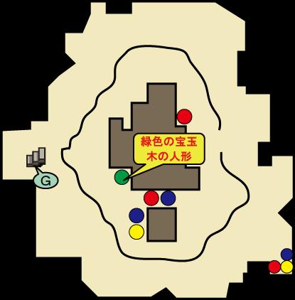 カラーストーン採掘所