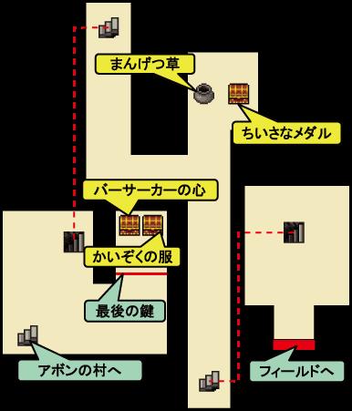 アボンのトンネル