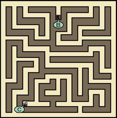 謎の異世界の洞くつ